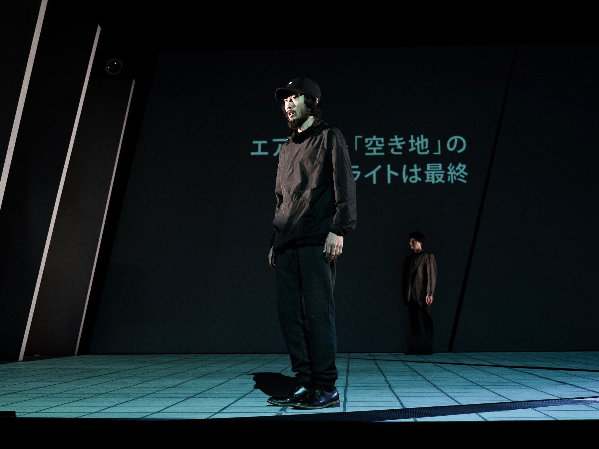 松本雄吉×林慎一郎「PORTAL」京都公演