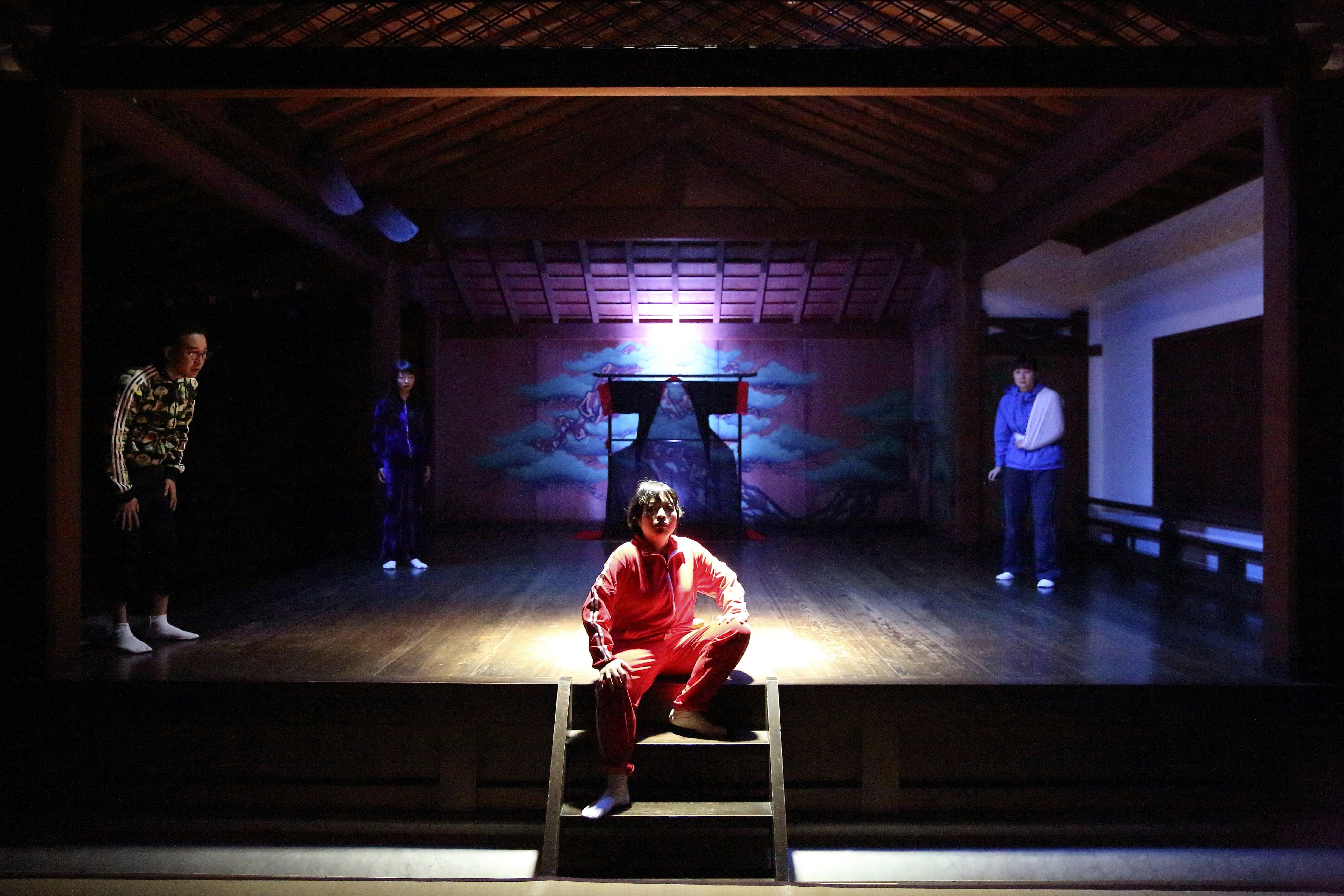 能×現代演劇 work#04「ともえと、」【共作・演出】